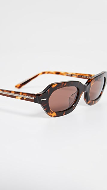 Oliver Peoples The Row L A Cc Sunglasses