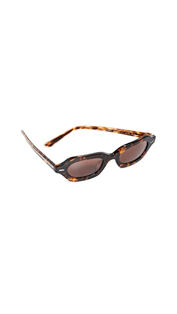 Oliver Peoples The Row L.A. CC 太阳镜