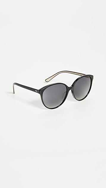 Oliver Peoples The Row Солнцезащитные очки Brooktree
