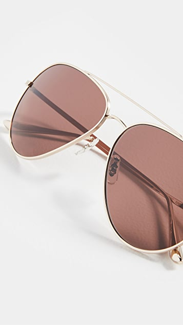 Oliver Peoples The Row Casse Sunglasses