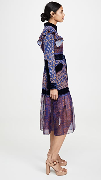 OPT Gemini 连衣裙