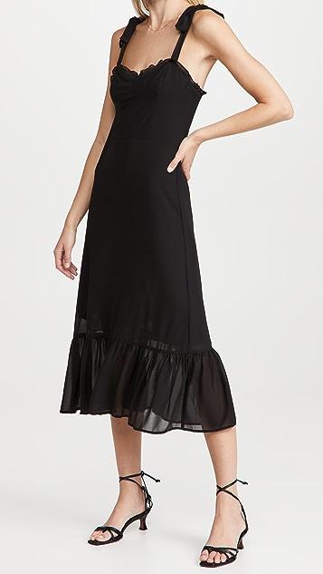 OPT Toile de Jouy Dress