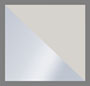 灰色暗花 / 银色