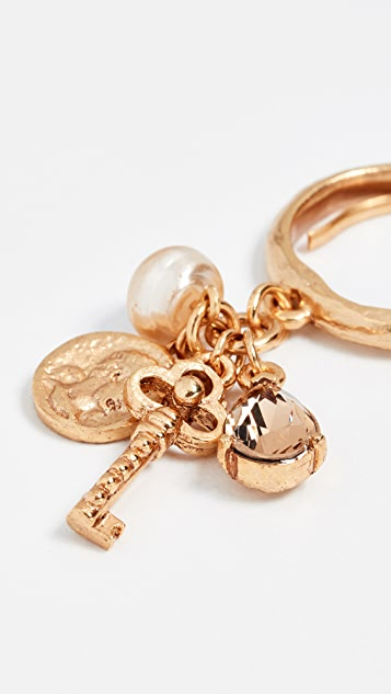 Oscar de la Renta Charm Ring