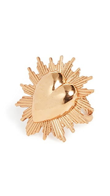 Oscar de la Renta Sacred Heart 戒指