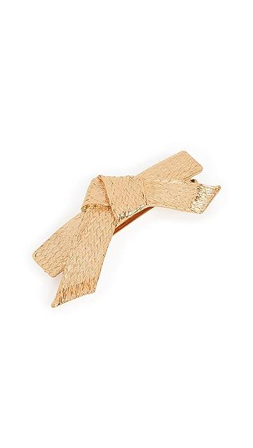 OscardelaRenta Заколка для волос с цепочкой панцирного плетения