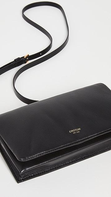 Oroton Heath Wallet Crossbody Bag