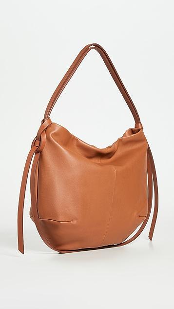 Oroton Brodie Soft Hobo Bag