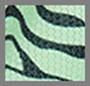 мятный зебра