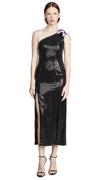 Olivia Rubin Violet Dress