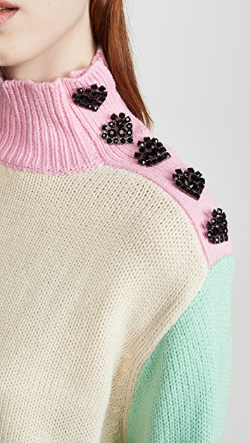 Olivia Rubin Lyla Rainbow Sweater