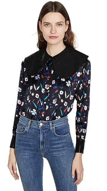 Olivia Rubin Heather 女式衬衫