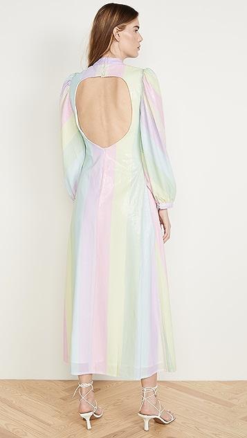 Olivia Rubin Sequin Edie Dress