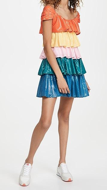 Olivia Rubin Clarissa 连衣裙