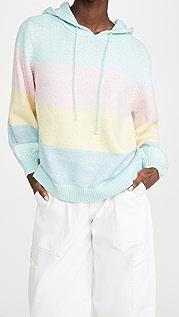 Olivia Rubin Suki Knitted Hoodie