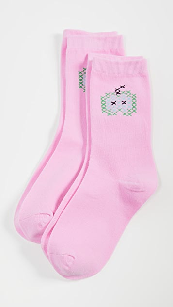Olivia Rubin Petra 袜子