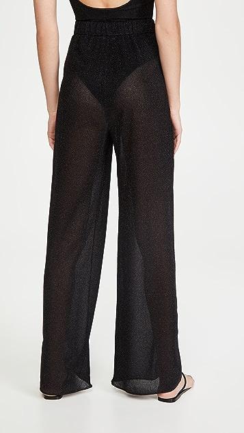 Oseree 罩衫式长裤