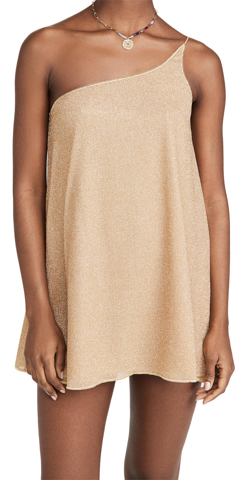 Oseree Mini dresses SHIMMER COVER UP DRESS