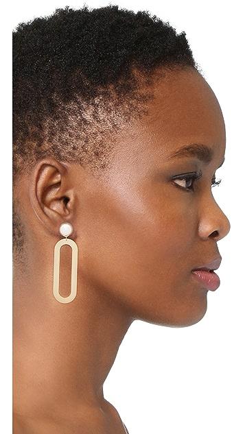 ONE SIX FIVE Jewelry The Helen Earrings