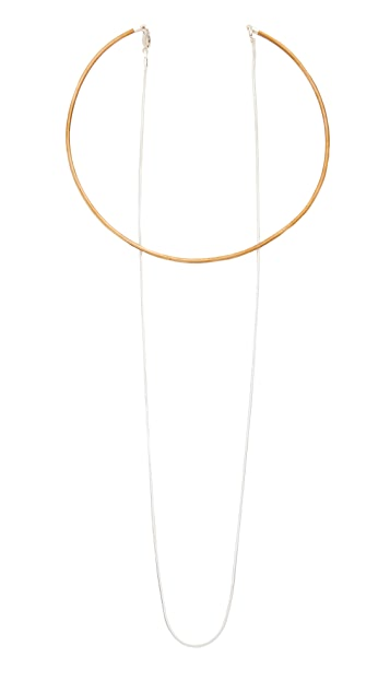 ONE SIX FIVE Jewelry The Leandra Necklace