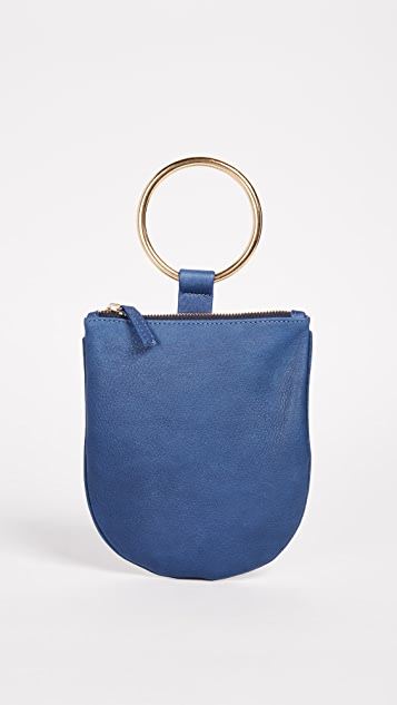 OTAAT/MYERS Collective Medium Ring Pouch - Cobalt