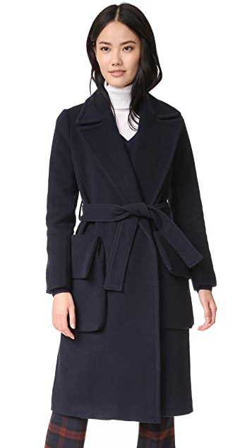 Otto d'ame Urban Wrap Coat