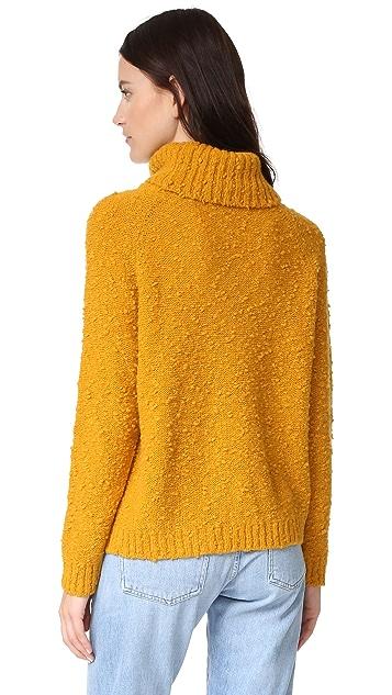 Otto d'ame 高领毛衣
