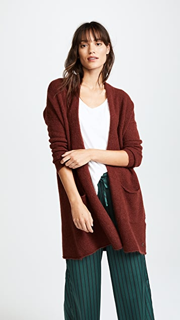 Otto d'ame Maglieria Long Cardigan