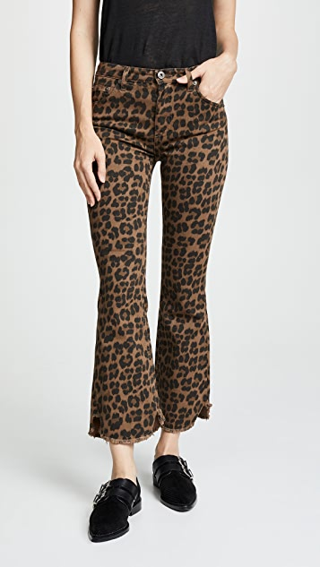 Otto d'ame Kick Flare Jeans