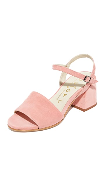 Ouigal Posie City Sandals