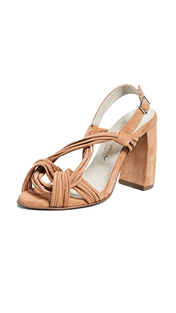 Ouigal Juniper Strappy Sandals