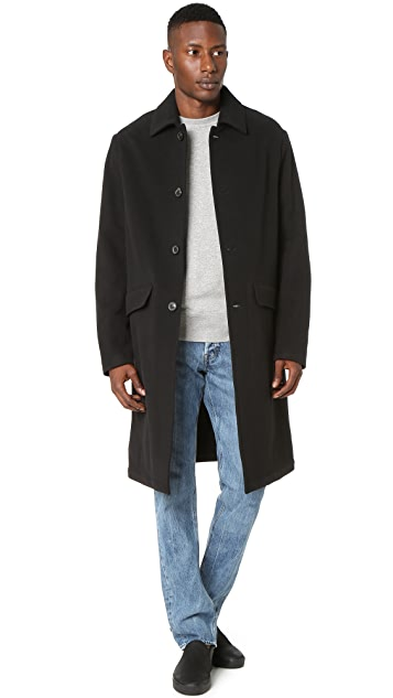 Our Legacy Soft Wool Car Coat