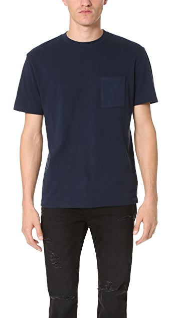 Our Legacy Army Jersey Pocket Tee