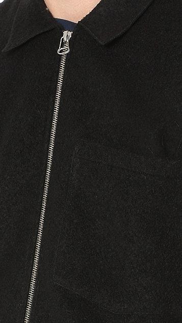 Our Legacy Raw Edge Blouson Jacket