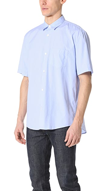 Our Legacy Initial Short Sleeve Shirt