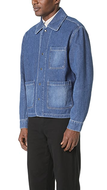 Our Legacy Denim Rodeo Jacket