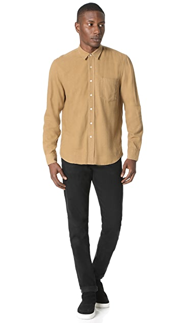 Our Legacy Silk Classic Shirt