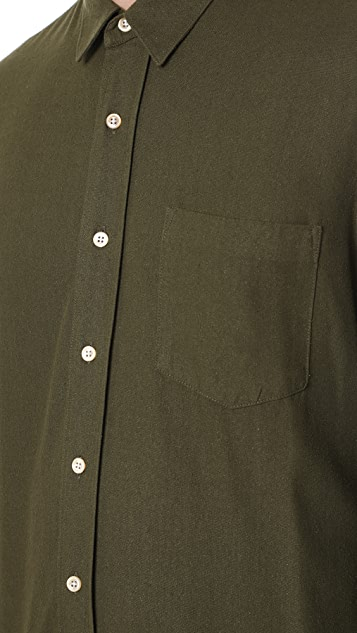 Our Legacy Silk Shirt