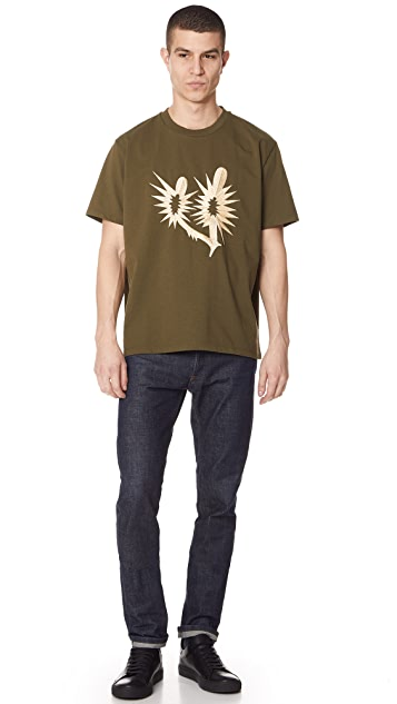 Our Legacy Box Tee with Cactus