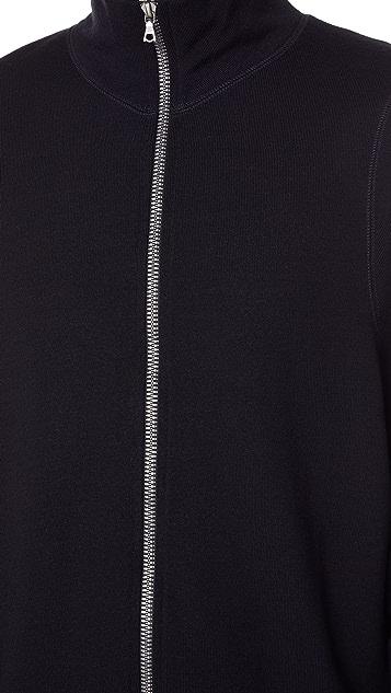 Our Legacy Zip Funnel Sweatshirt