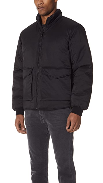 Our Legacy Puffed Funnel Jacket