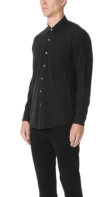 Our Legacy Classic Silk Shirt