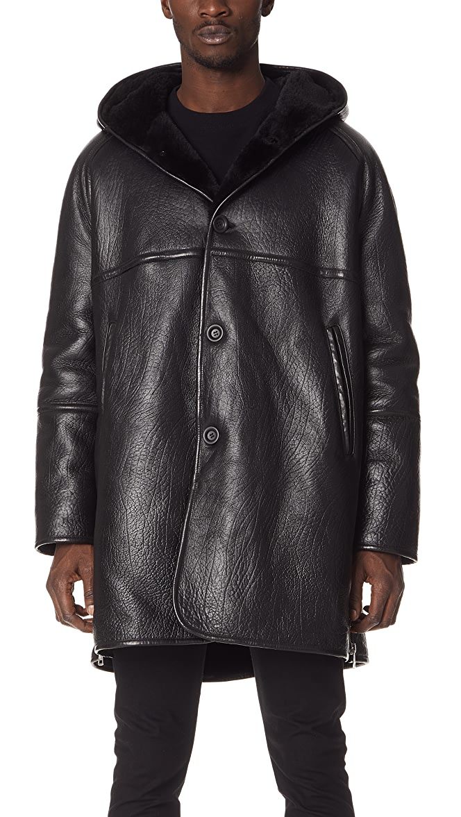 Our Legacy Shearling Parka | EAST DANE