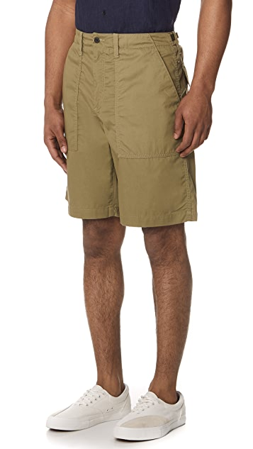 Our Legacy Army Shorts