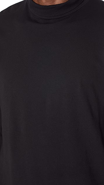 Our Legacy Jersey Turtleneck Shirt
