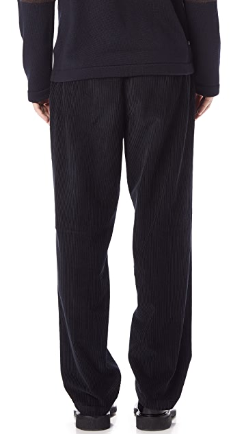 Our Legacy Chino 22 Washed Corduroy Pants
