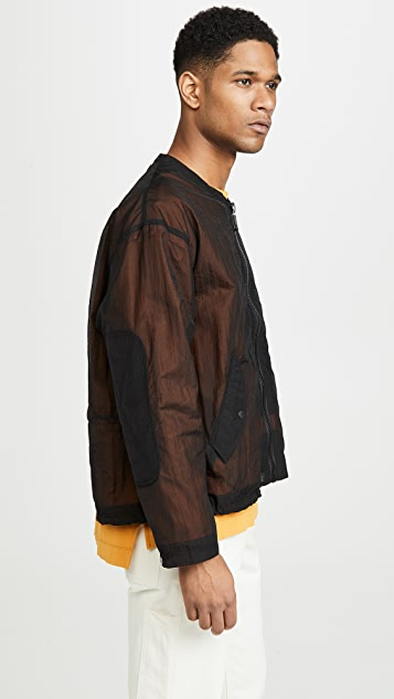 Our Legacy Shell Bomber Jacket