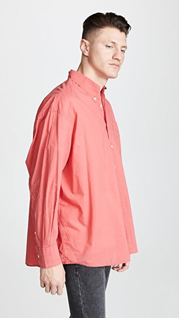 Our Legacy Borrowed Button Down Shirt