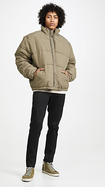 Our Legacy Olive Walrus Puffa Jacket