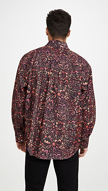 Our Legacy Coco 70's Print Shirt